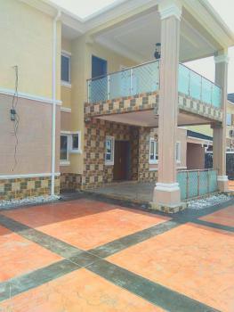 Elegant 4 Bedrooms Duplex & Bq in a Secure Estate, Naf Harmony Estate, Eliozu, Port Harcourt, Rivers, Detached Duplex for Rent