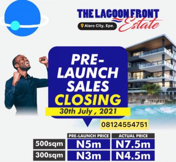 Lagoon Front Estate Land with Government Allocated C of O, Near New International Airport and Alaro City, Ibeju Lekki, Lagos, Mixed-use Land for Sale