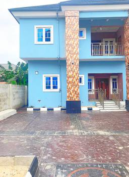 Newly Built 4 Bedroom Duplex in an Estate, 2 Tenants Only, New Haven Estate, Rumuogba, Port Harcourt, Rivers, Semi-detached Duplex for Rent