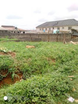 a Full Plot of Land in @ Evergreen Estate Corner Piece, Ever Green Estate Off Agbele Aboru Road, Abule Egba, Agege, Lagos, Residential Land for Sale