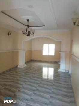 Lovely Finished 3 Bedrooms Flat, Jahi District, Jahi, Abuja, Flat / Apartment for Rent