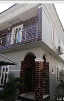 Fully Detached 4 Bedroom Duplex + 1 Room Bq, Ikota, Lekki, Lagos, Detached Duplex for Sale