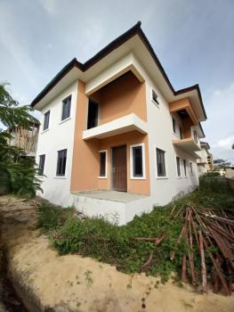4 Bedroom Carcass Detached Duplex with 1 Room Bq Built on 350 Sqm Land, Sapphire Gardens Estate, Awoyaya, Ibeju Lekki, Lagos, Detached Duplex for Sale
