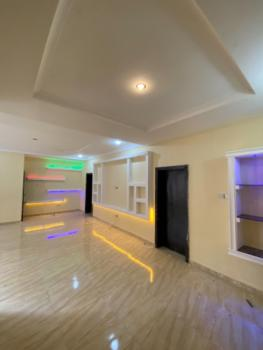 Spacious 3 Bedrooms Flat, Upstairs. 2 People in a Compound, 2 Tenants in a Compound, Off Shoprite Road, Osapa, Lekki, Lagos, Flat / Apartment for Rent