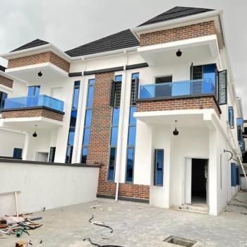 Super Spacious Decently Built 4 Bedroom Semi-detached Duplex with Bq, Ologolo, Lekki, Lagos, Semi-detached Duplex for Sale