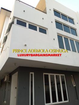 5 Bedroom Semi Detached House + Bq + Pool, Ikoyi, Lagos, Semi-detached Duplex for Rent