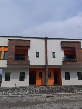 Luxury 4 Bedroom Semi-detached Duplex, Orchid Hotel Road, 2nd Toll Gate, Lekki Phase 2, Lekki, Lagos, Semi-detached Duplex for Sale