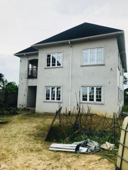 4 Bedroom with a Study. All Rooms En-suite, G.u Ake Road, Eliozu, Port Harcourt, Rivers, Detached Duplex for Sale