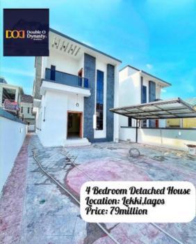 4 Bedroom Detached House, Lekki, Lagos, Detached Duplex for Sale