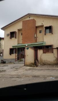 4 Bedrooms Twin Duplex with Bq, Zone 1, Wuse, Abuja, Detached Duplex for Sale