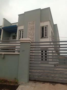 Newly Built 4 Bedroom Semi-detached House, Maryland, Lagos, Semi-detached Duplex for Sale