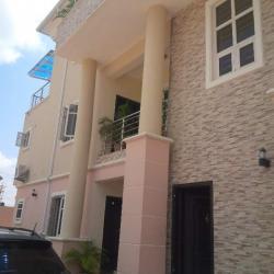Brand New & Topnotch 3 Bedroom Serviced Apartment, By Conoil Petrol Station, Dawaki, Gwarinpa, Abuja, Flat / Apartment for Rent