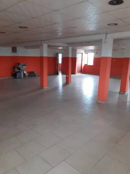 an Open Office Space of 70sqm, Directs on Yaya Abatan Road, Ogba, Ikeja, Lagos, Office Space for Rent
