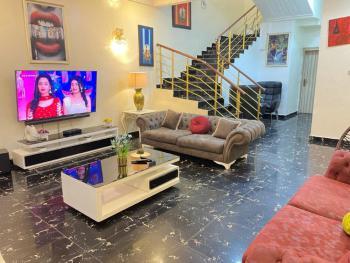 Luxury 4 Bedroom Standalone, Ikate, Lekki, Lagos, Detached Duplex Short Let