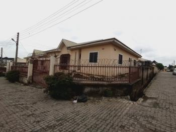 Distress Luxurious 3 Bedroom, Lugbe District, Abuja, Semi-detached Bungalow for Sale