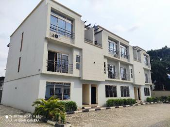 4 Bedroom Brand New Terraced Duplex (all Ensuite) with a Room Bq, Ikeja Gra, Ikeja, Lagos, Terraced Duplex for Rent