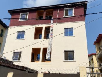 Furnished and Newly Built Studio Apartment for Investment Purpose, Off University of Lagos Road, Ayodele Street, Abule Oja, Yaba, Lagos, Self Contained (single Rooms) for Sale