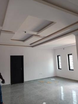 Brand New 3 Bedrooms Flat Available, After Blenco Supermarket, Sangotedo, Ajah, Lagos, Flat / Apartment for Rent