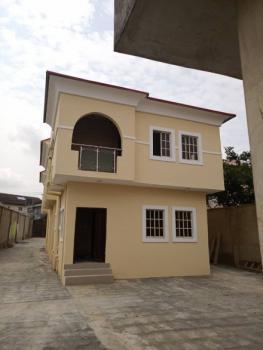 Standard 3 Bedrooms Duplex, Gra Phase 1, Magodo, Lagos, Semi-detached Duplex for Rent