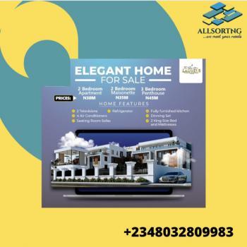 Off-plan 3 Bedroom Penthouse, The Signature Laurels, Ajah, Lagos, Detached Duplex for Sale