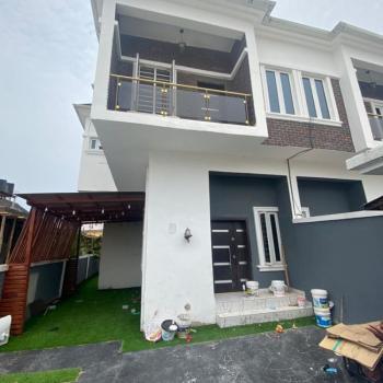 5 Bedroom Semi Detached Duplex with Bq, Lekki, Lagos, Semi-detached Duplex for Sale
