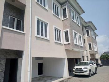 4 Bedroom Terraced Duplex, Lekki Phase 1, Lekki, Lagos, Terraced Duplex for Rent