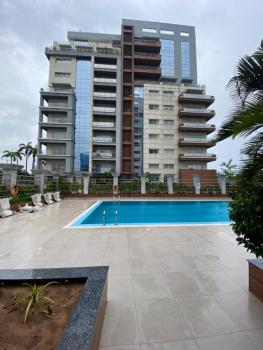 Top Luxury & Fully Serviced 3 Bedroom Flat with a Room Bq, Victoria Island (vi), Lagos, Flat / Apartment for Rent