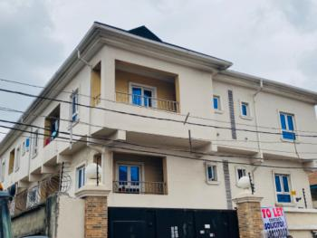 Fantastically and Magnificently Built 2 Bedroom Apartment, Close to Oyadiran Estate, Sabo, Yaba, Lagos, Flat / Apartment for Rent