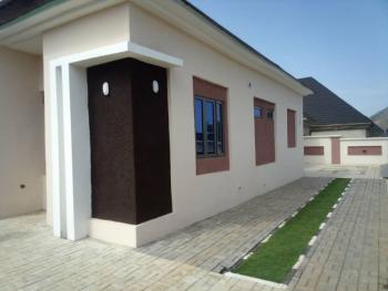 Brand New 3 Bedroom Detached Bungalow with 2 Rooms Bq, Gwarinpa, Abuja, Detached Bungalow for Sale