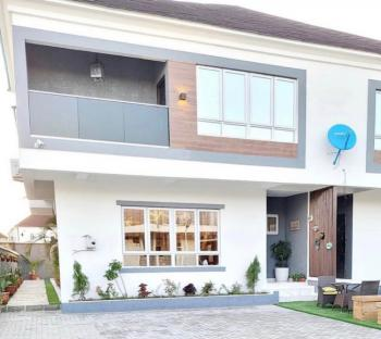 Tastefully Built, Luxurious 4 Bedroom Semi Detached with Bq, Vgc, Lekki Phase 2, Lekki, Lagos, Semi-detached Duplex for Sale
