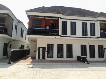 Newly Built 4 Bedroom Semi Detached Duplex with Bq, Orchid Road, Lekki Phase 2, Lekki, Lagos, Semi-detached Duplex for Sale