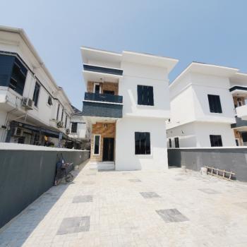 Massive Compound 5 Bedroom Fully Detached Duplex with Bq, Chevy View Estate, Lekki, Lagos, Detached Duplex for Sale