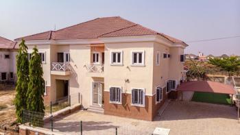 4 Bedroom Duplex with a Service Quarters, Canaan Estate, Life Camp, Abuja, Semi-detached Duplex for Sale
