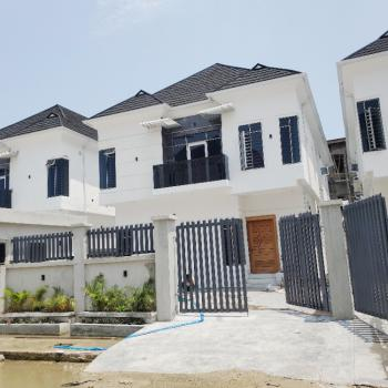 Large Compound 5 Bedroom Fully Detached Duplex with Bq, Ikate, Lekki, Lagos, Detached Duplex for Sale