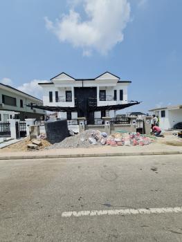 Newly Built 5 Bedroom Semi-detached Houses, Royal Garden Estate, Ajah, Lagos, Semi-detached Duplex for Sale