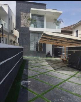 Ecstatically Built 5 Bedroom Full Detached Duplex with Bq, Chevron, Lekki, Lagos, Detached Duplex for Sale