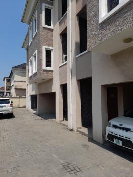 Luxury 4 Bedrooms Terraced Duplex Plus Bq, Off Oladimeji Alo Street, Lekki Phase 1, Lekki, Lagos, Terraced Duplex for Rent