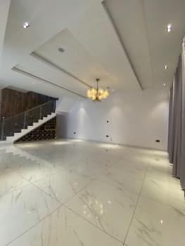 Luxury New 5 Bedrooms House with a Pool, Generator $ a/cs, Idado, Lekki, Lagos, Detached Duplex for Rent