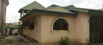 4 Bedroom Bungalow, Afolabi Street, Okebadan Estate, Off Alao Akala Way Akobo, Ibadan, Oyo, Detached Duplex for Sale