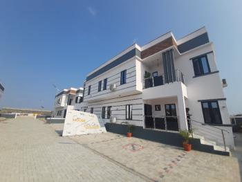 Luxurious Affordable 3 Bedroom Semi Detach Duplex, Lekki Epe Expressway, Bogije, Ibeju Lekki, Lagos, Semi-detached Duplex for Sale