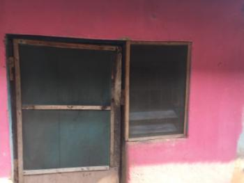 One Room Only, Off Ayanbode Okeira, Ogba, Ikeja, Lagos, Self Contained (single Rooms) for Rent