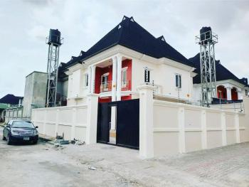 Newly Built 5 Bedroom Detached Duplex with Steady Light, Housing Estate, Opposite Shell Residential Area, Rumuibekwe, Port Harcourt, Rivers, Detached Duplex for Sale