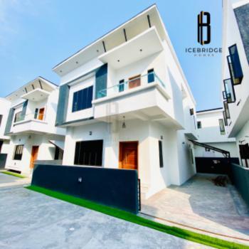 Contemporary Built 4 Bedroom Detached Duplex, Ajah, Ajah, Lagos, Detached Duplex for Sale