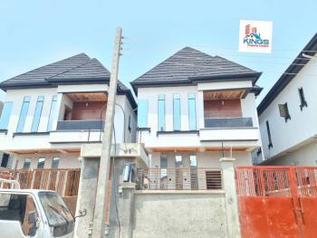 Massively Built 4 Bedrooms Detached Duplex with Bq, Chevron, Lekki Phase 1, Lekki, Lagos, Detached Duplex for Sale