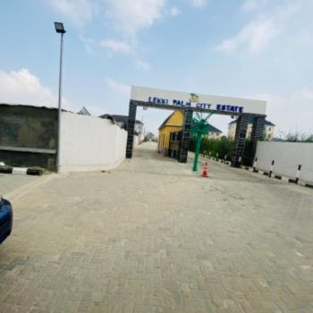 Dry Land Measuring Over 700sqm in a Strategic Location, Lekki Palm City, Ajah, Lagos, Residential Land for Sale