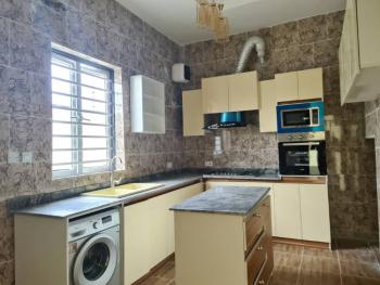 Luxry 4 Bedrooms Terraced Duplex with Excellent Facilities, Chevron Axis, Lekki, Lagos, Terraced Duplex for Sale