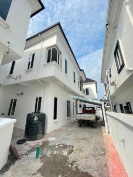 Brand New  5 Bedroom  Fully-detached Duplex with a Room Bq, Lekki, Lagos, Detached Duplex for Sale