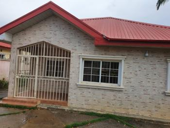3 Bedroom Detached Bungalow with 2 Rooms Bq in an Estate, Suncity Estate, Lokogoma District, Abuja, Detached Bungalow for Sale