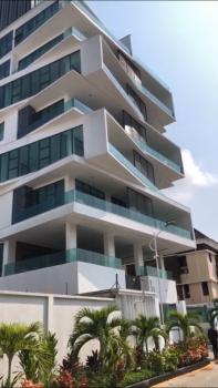 5 Bedroom Contemporary Apartment with Infinity Pool, Ikoyi, Lagos, Flat / Apartment for Sale