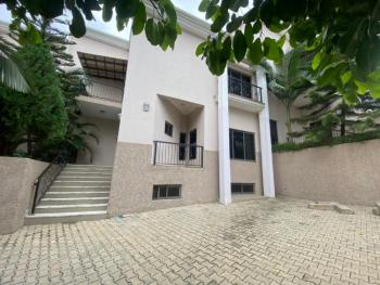 Diplomatic 4 Units of Serviced 4 Bedrooms Duplex + 1 Bedroom Bq, Pool, Gardens, Asokoro District, Abuja, Terraced Duplex for Rent